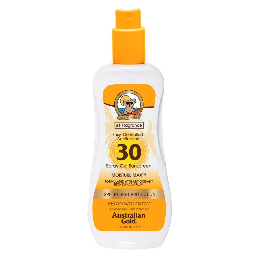 Australian Gold Spray Gel SPF 30 (237 ml)