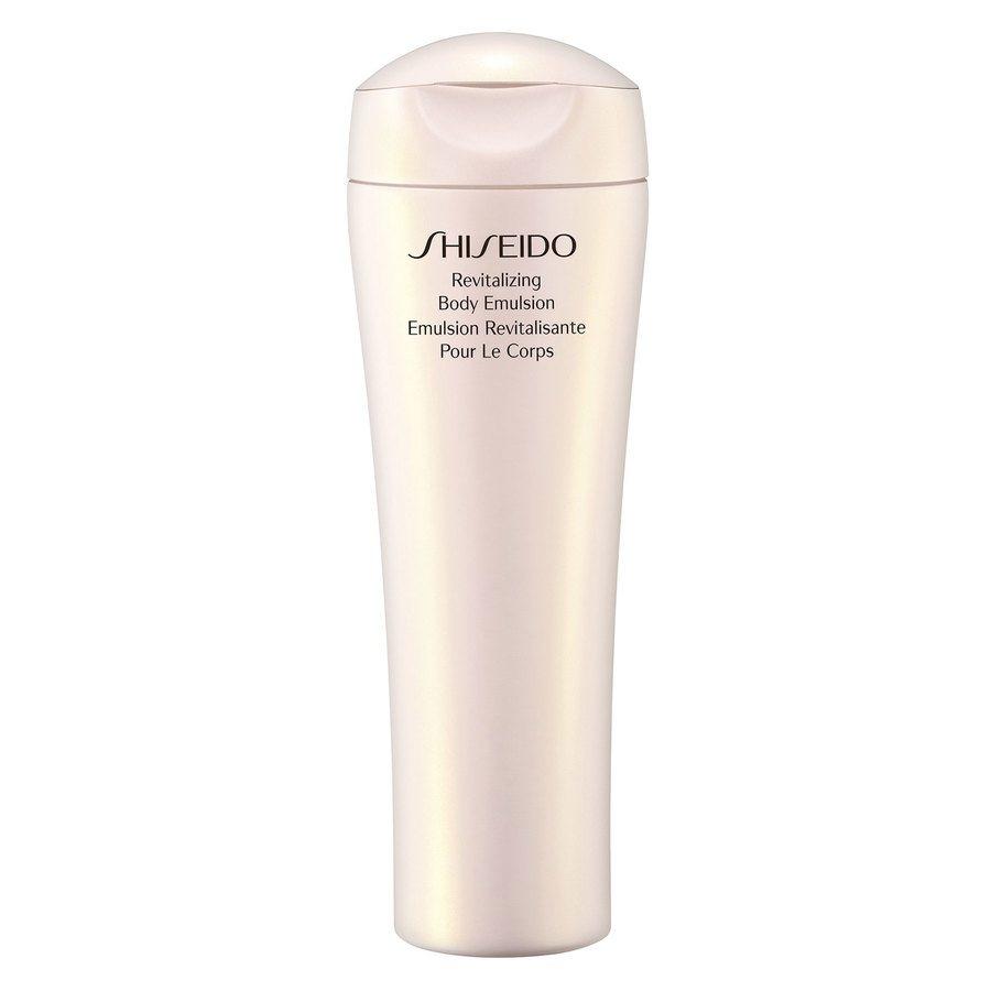 Shiseido Revitalizing Body Emulsion (200 ml)