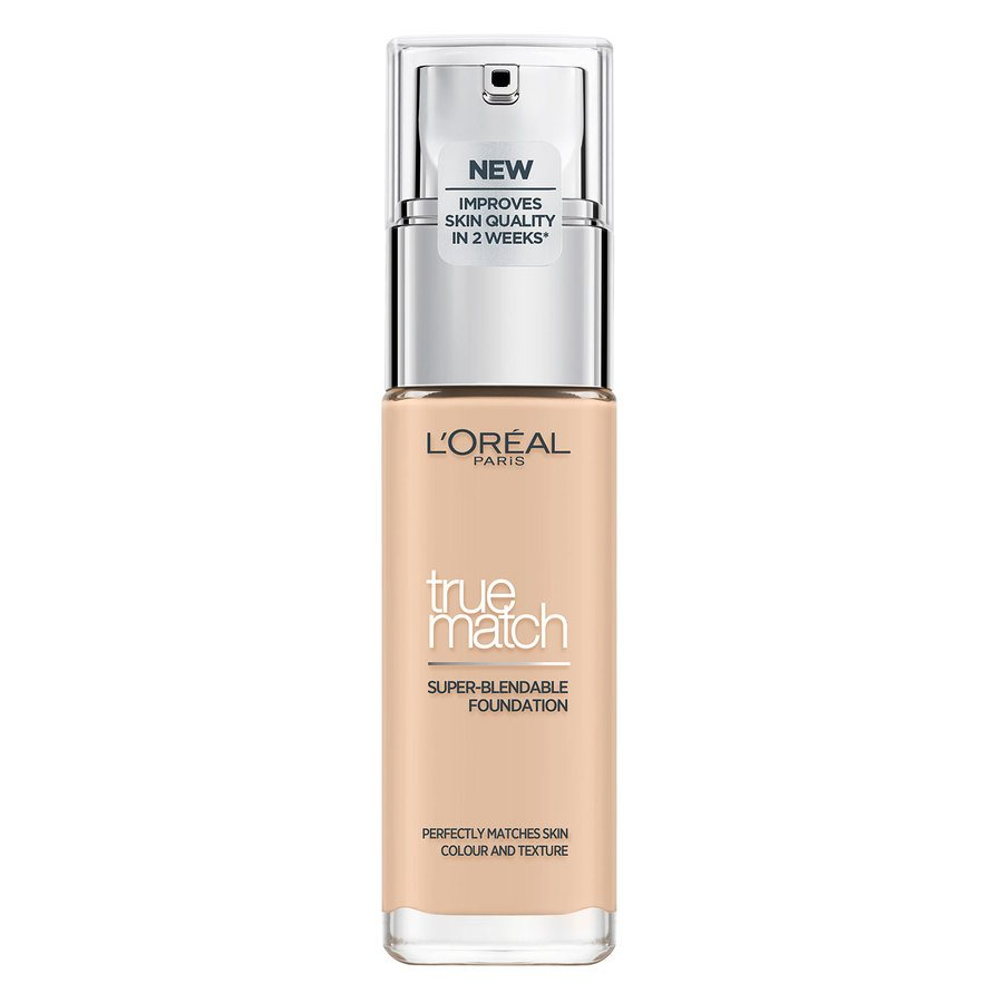 L'Oréal Paris True Match Liquid 1N Ivory 30ml