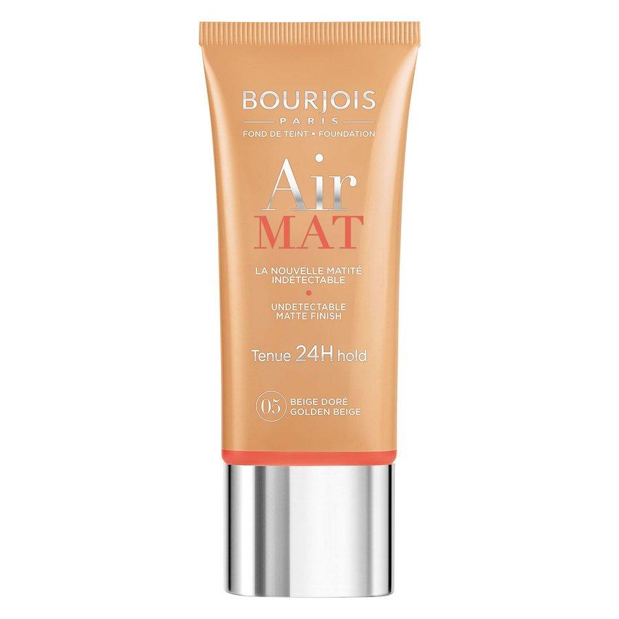Bourjois Air Mat Foundation, 05 Golden Beige (30ml)