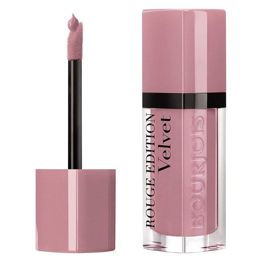 Bourjois Rouge Edition Velvet Lipstick, 10 Don't Pink Of It (6,7ml)