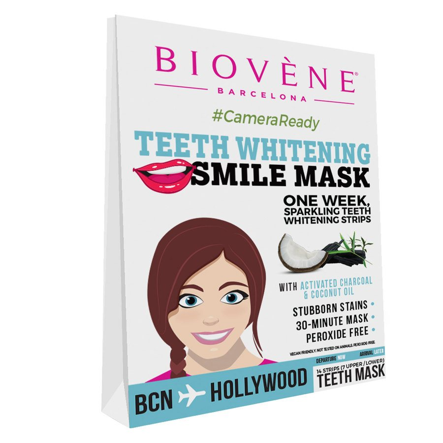 Biovene Teeth Whitening Smile Mask Strips (14 Stück)