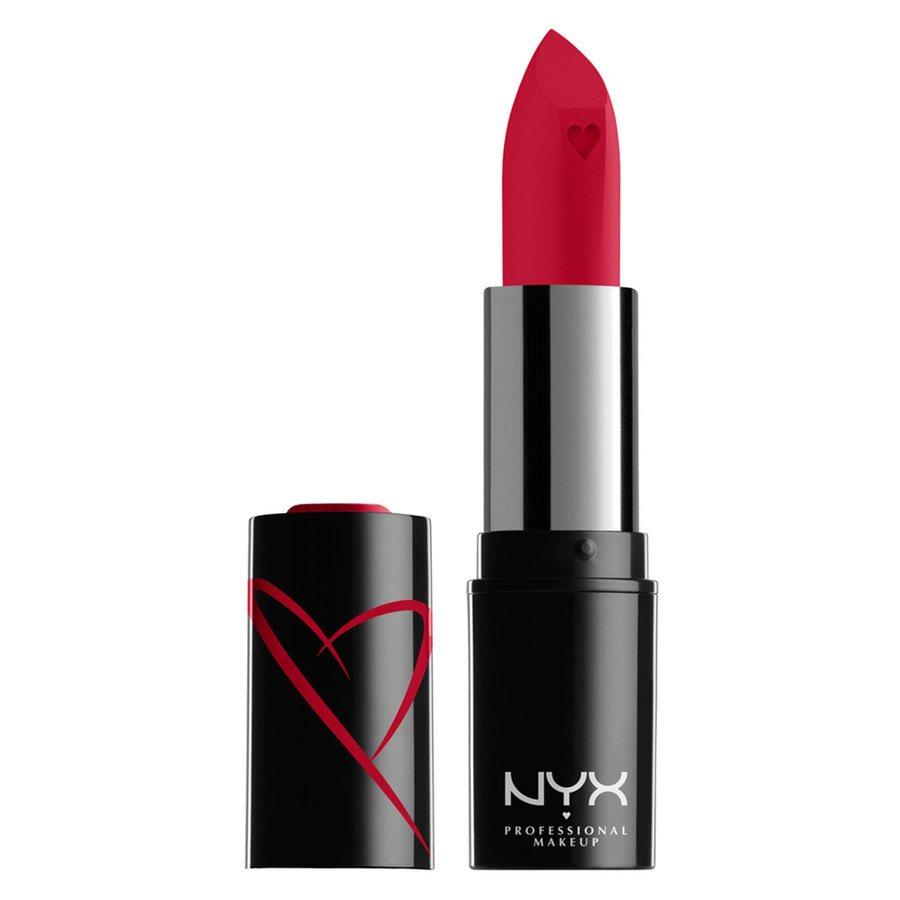 NYX Professional Makeup Shout Loud Lipstick, The Best (3,5 g)