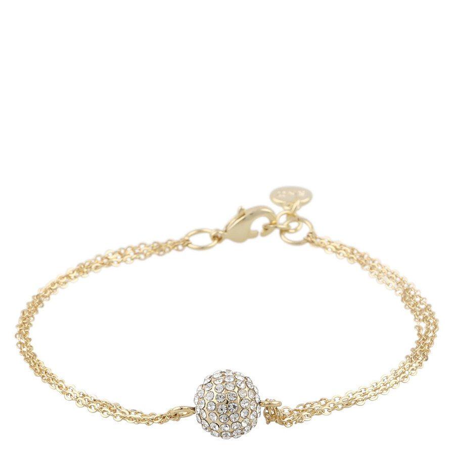 Snö Of Sweden Zin Chain Brace 3-string, Gold/Clear