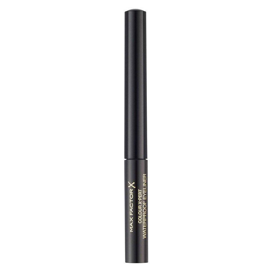 Max Factor Colour X-pert Waterproof Wasserfester Eyeliner, Deep Black 01