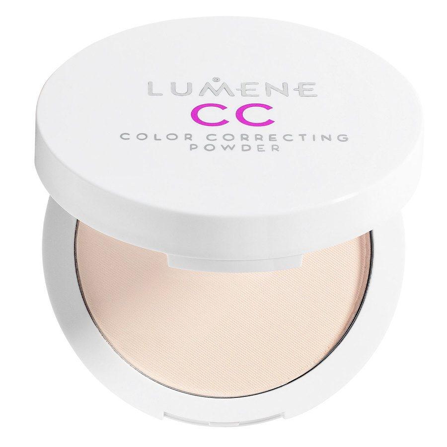 Lumene CC Color Correcting Powder, Light / Medium 10g