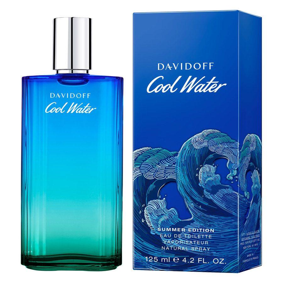 Davidoff Cool Water Man Summer Edition Eau De Toilette 125ml