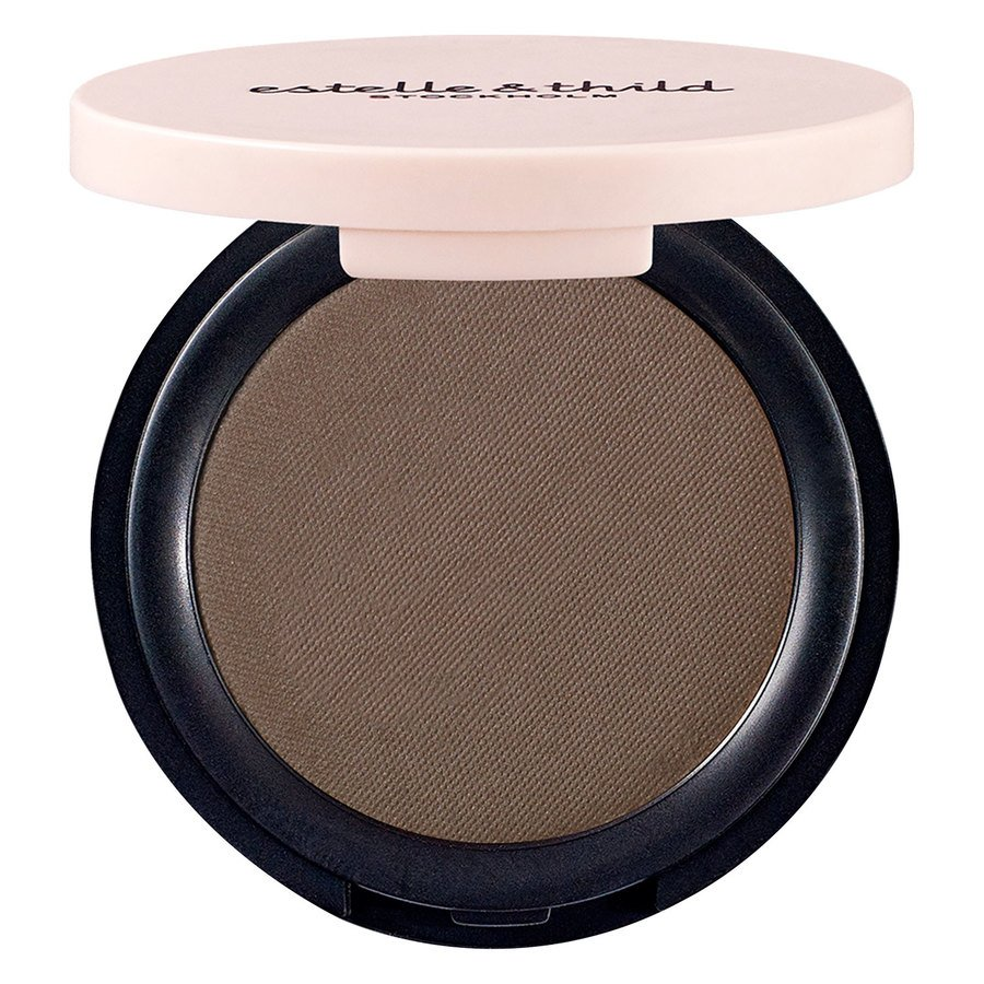 Estelle & Thild BioMineral Silky Eyeshadow, Slate (3 g)