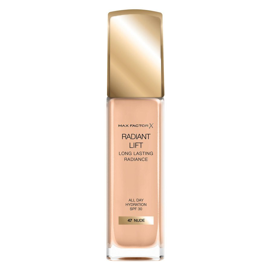 Max Factor Radiant Lift Foundation SPF30, # 047 Nude 30ml