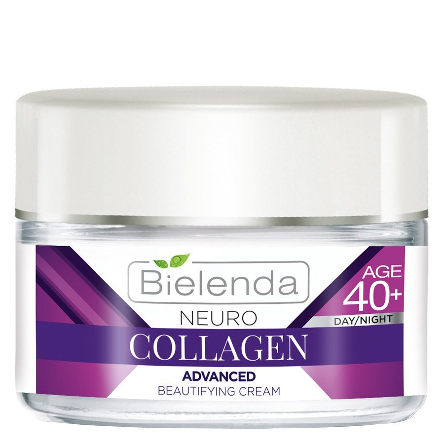 Bielenda Neuro Collagen Advanced Beautifying Cream 40+ Day/Night 50 ml