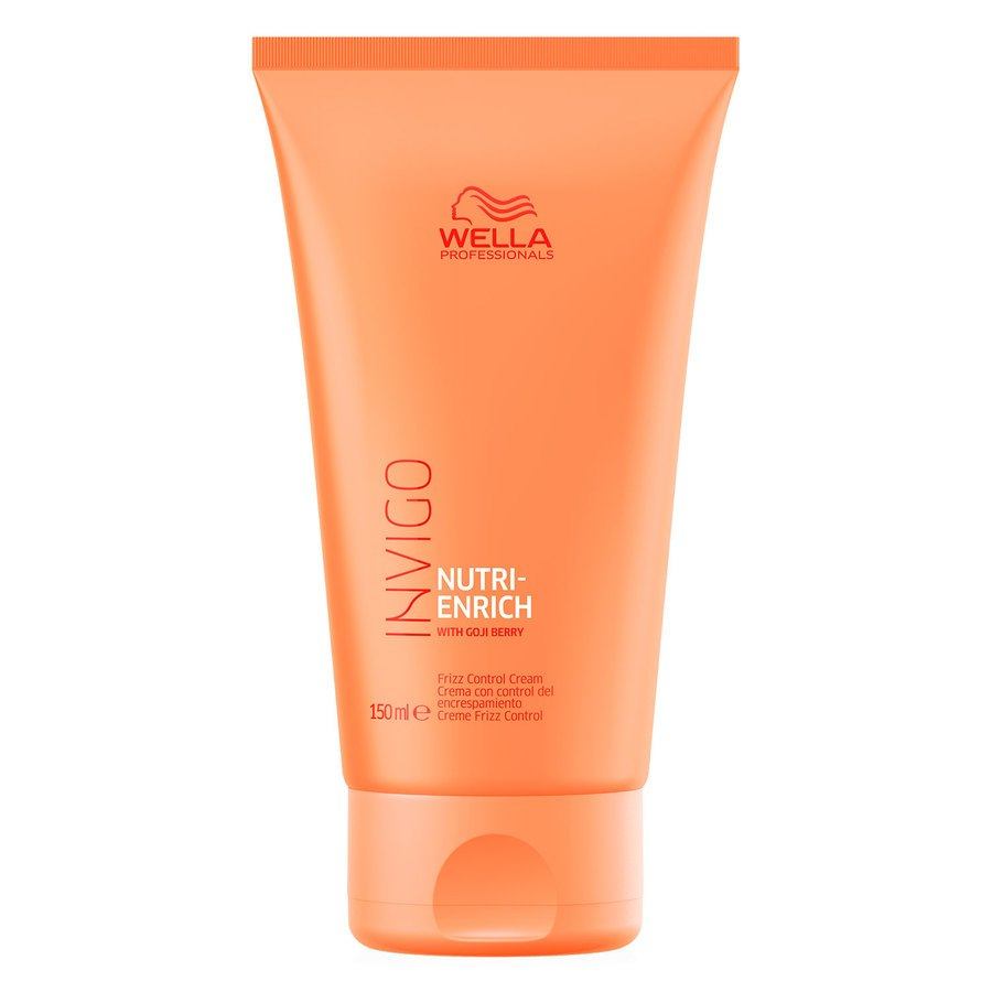 Wella Professionals Invigo Nutri-Enrich Frizz Control Cream (150ml)
