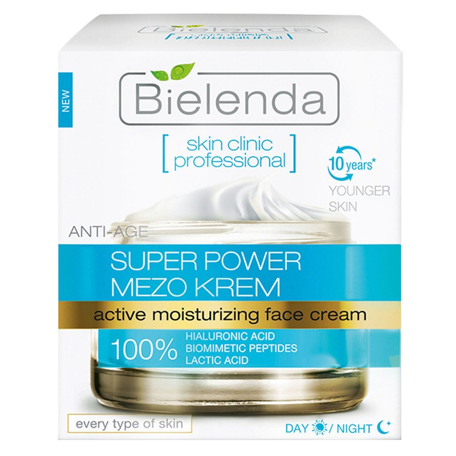 Bielenda Skin Clinic Professional Active Moisturizing Face Cream 50 ml