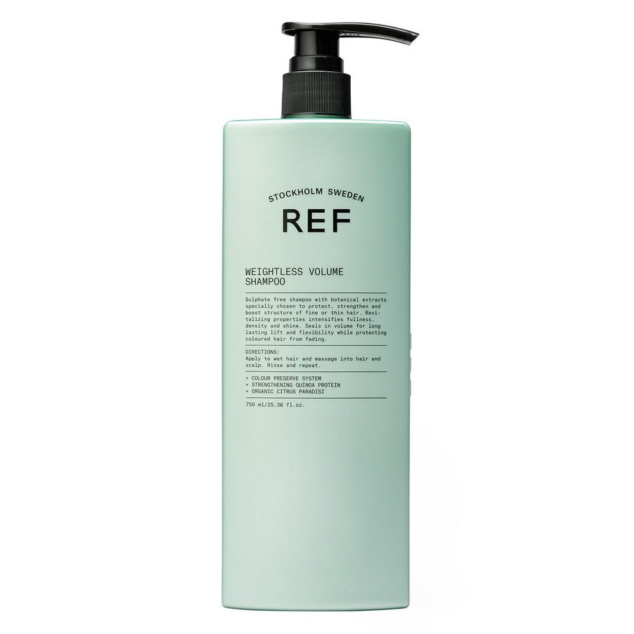 REF Weightless Volume Shampoo (750 ml)