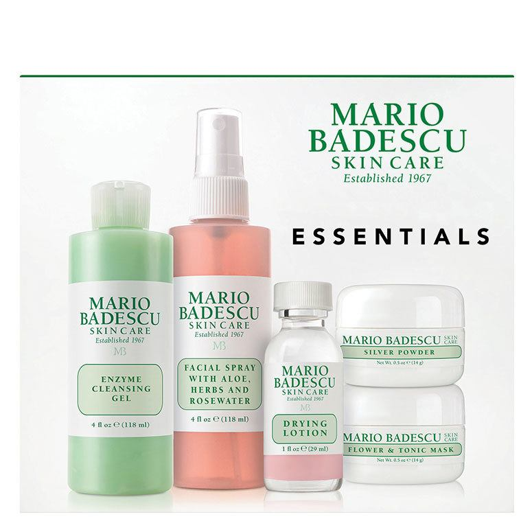 Mario Badescu Mini Mist Collection