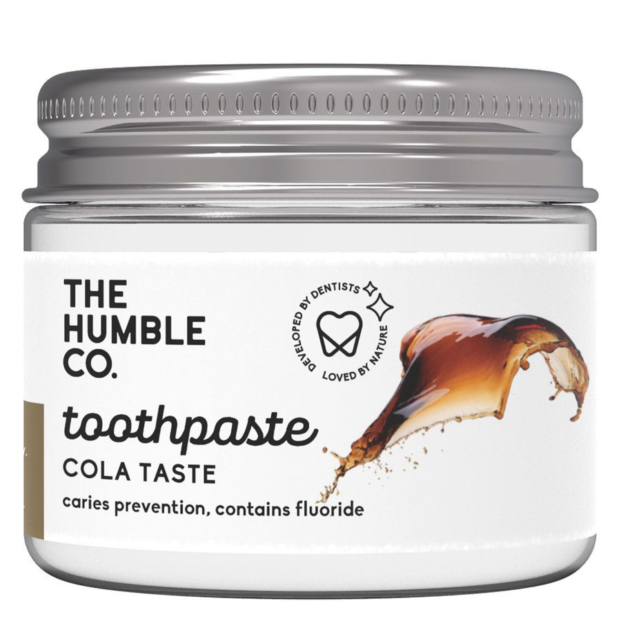 The Humble Co Humble Natural Toothpaste In Jar, Coca Cola 50 ml