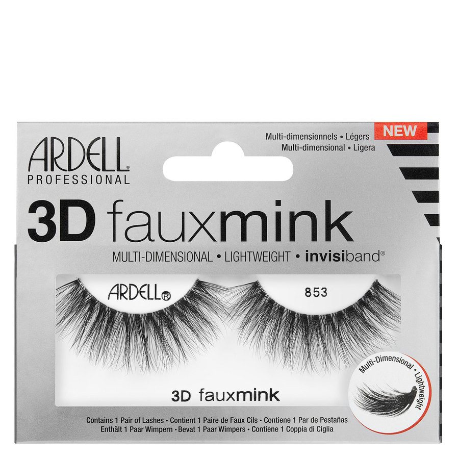 Ardell 3D Faux Mink, 853