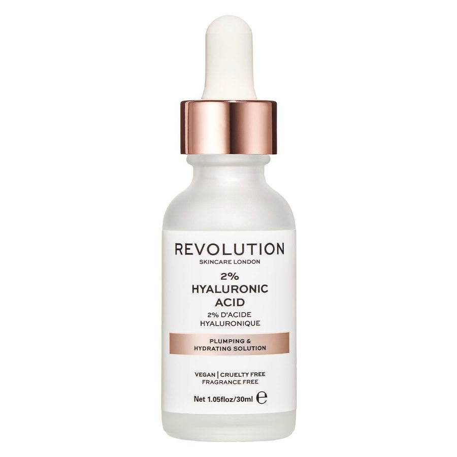 Revolution Skincare Plumping and Hydrating Serum 2% Hyaluronic Acid 30 ml