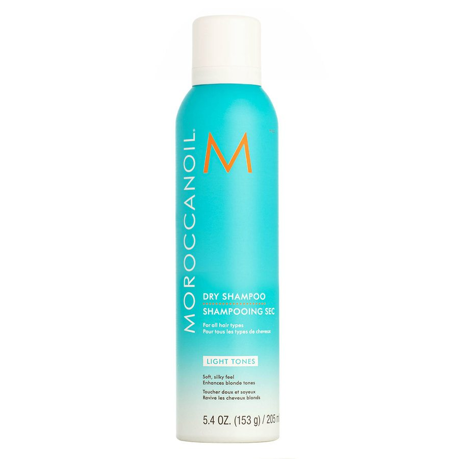 Moroccanoil Dry Shampoo Light Tones (205 ml)
