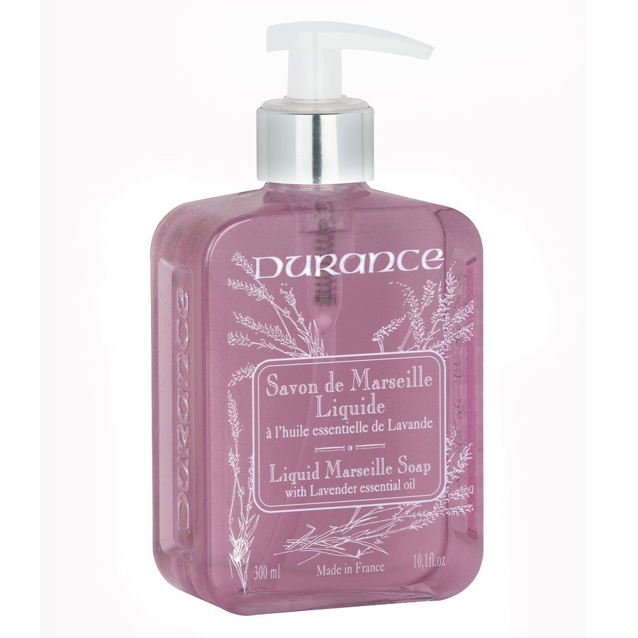 Durance Liquid Marseille Soap, With Lavender Essential Oil (300 ml)
