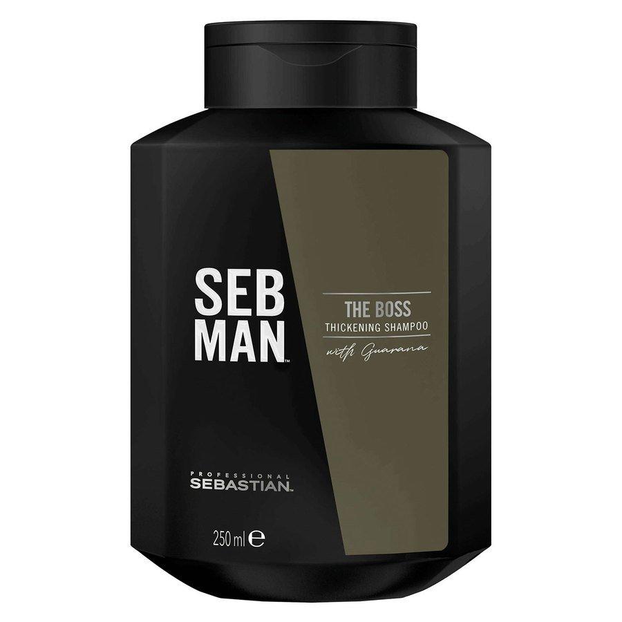 Seb Man The Boss Thickening Shampoo (250 ml)