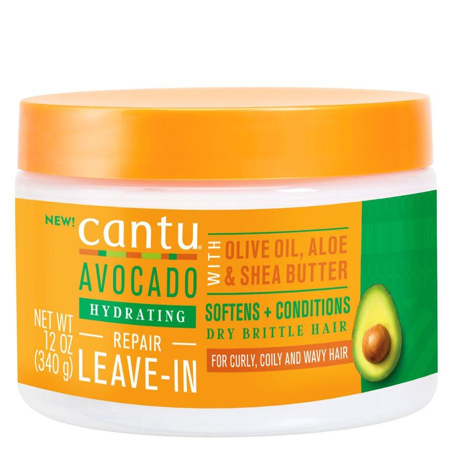 Cantu Avocado Hydrating Leave-In Repair Cream (340g)