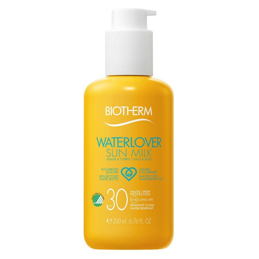Biotherm Water Lover Sun Milk SPF30 (200 ml)