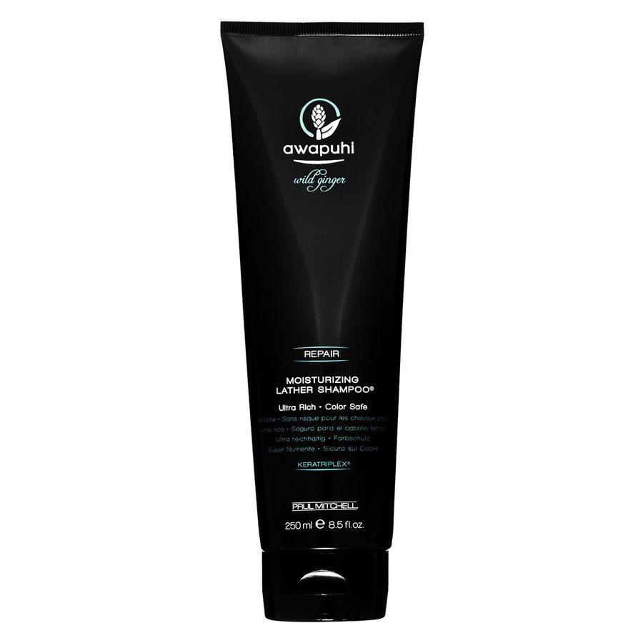 Paul Mitchell Awapuhi Wild Ginger Moisturizing Lather Shampoo (250 ml)