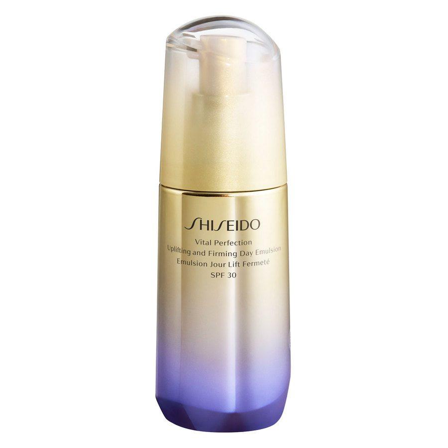 Shiseido Vital Perfection Uplifting & Firming Day Emulsion (75 ml)