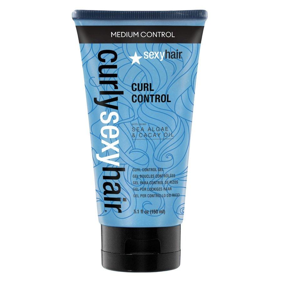 Curly Sexy Hair Curl Control Gel (150 ml)