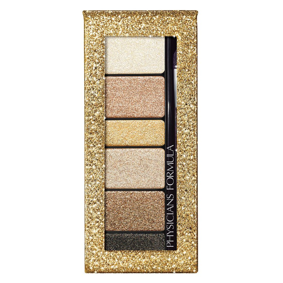 Physicians Formula Shimmer Strips Extreme Shimmer Shadow & Liner, Gold Eyes