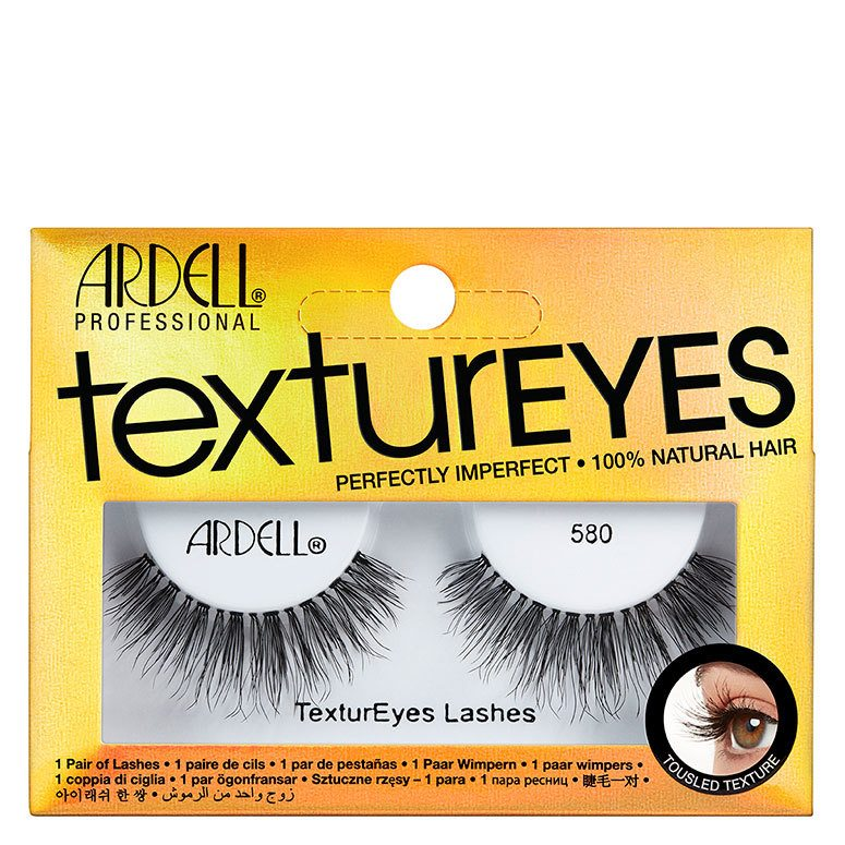 Ardell Texture Eyes Lashes, 580 Black