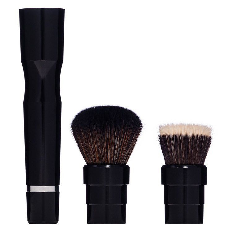 Shelas rotierendes Make-up-Pinsel-System