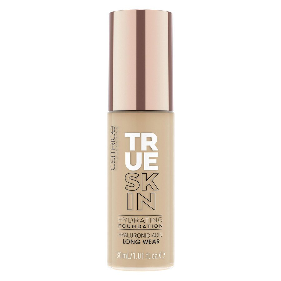 Catrice True Skin Hydrating Foundation, 040 Neutral Hazel 30 ml