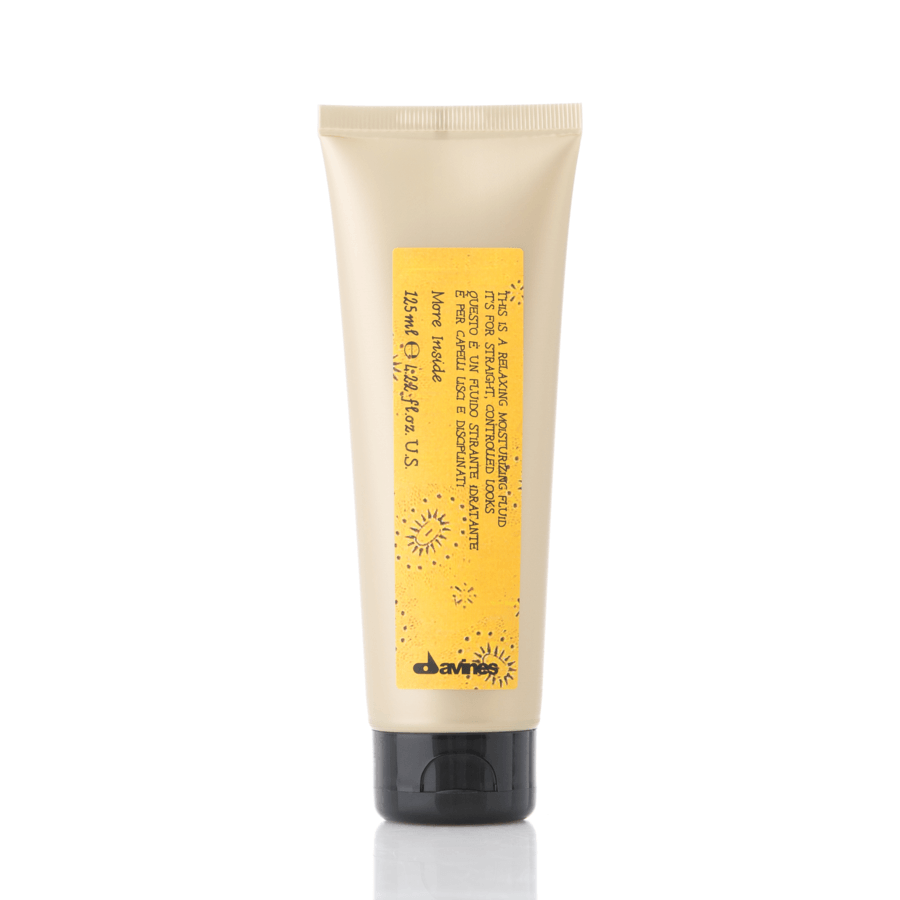 Davines More Inside This Is A Relaxing Moisturizing Fluid Stylingcreme (125ml)
