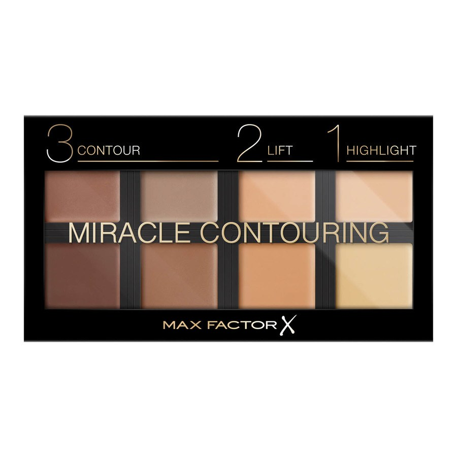 Max Factor Miracle Contouring Palette, 10 Universal (30 g)