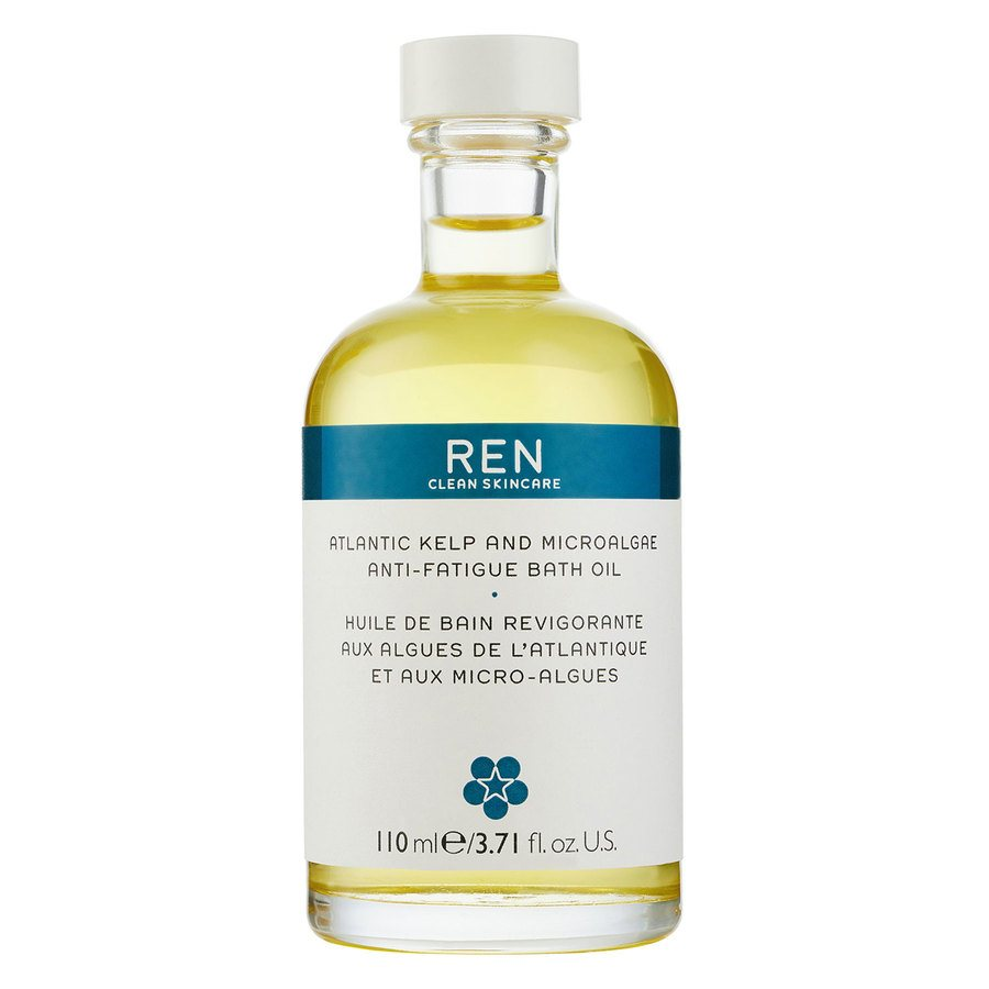 REN Clean Skincare Atlantic Kelp Bath Oil (110 ml)