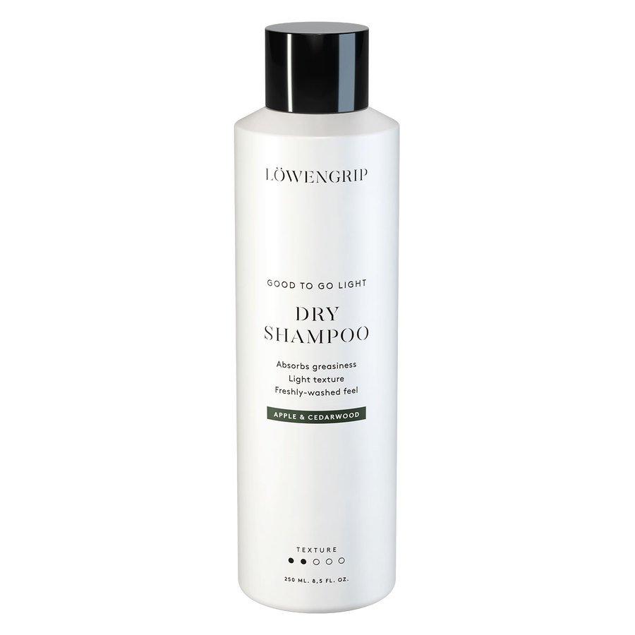 Löwengrip Good To Go Dry Shampoo Apple & Cedarwood (250 ml)
