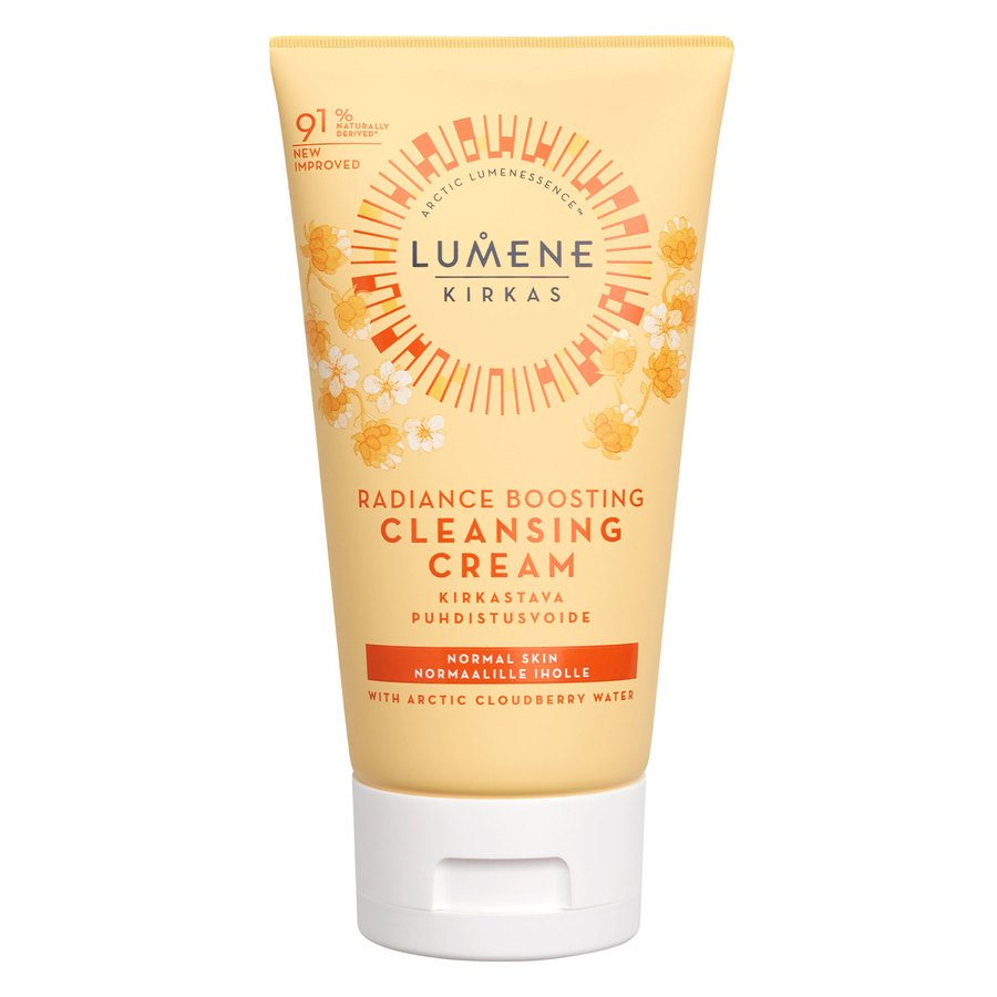 Lumene Kirkas Radiance Boosting Cleansing Cream 150 ml