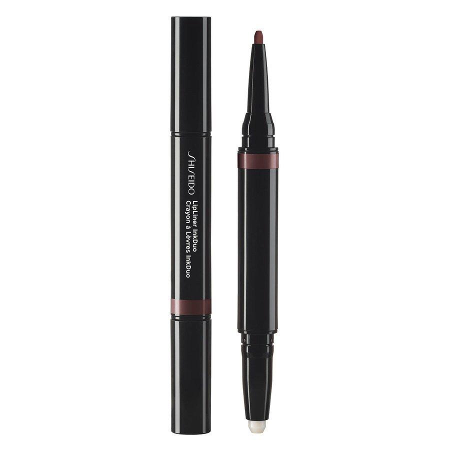 Shiseido LipLiner InkDuo, 12 Espresso (1,1 g)