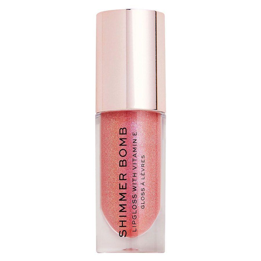Makeup Revolution Shimmer Bomb Lip Gloss, Daydream (4,5ml)