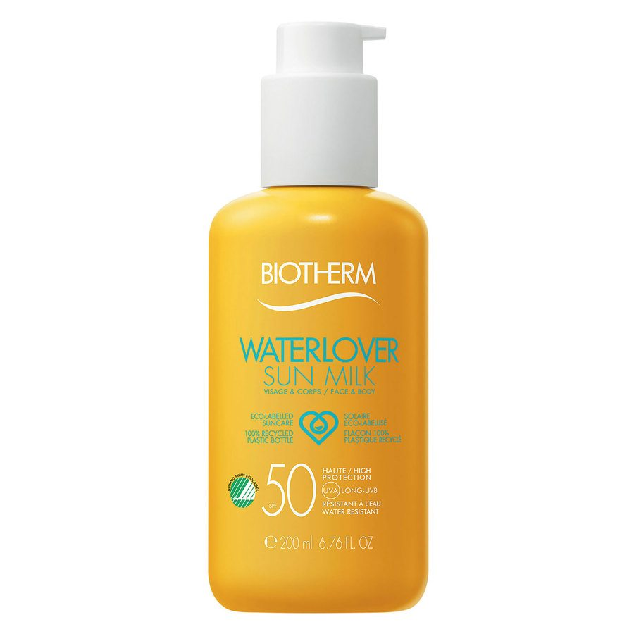 Biotherm Water Lover Sun Milk SPF50 (200 ml)