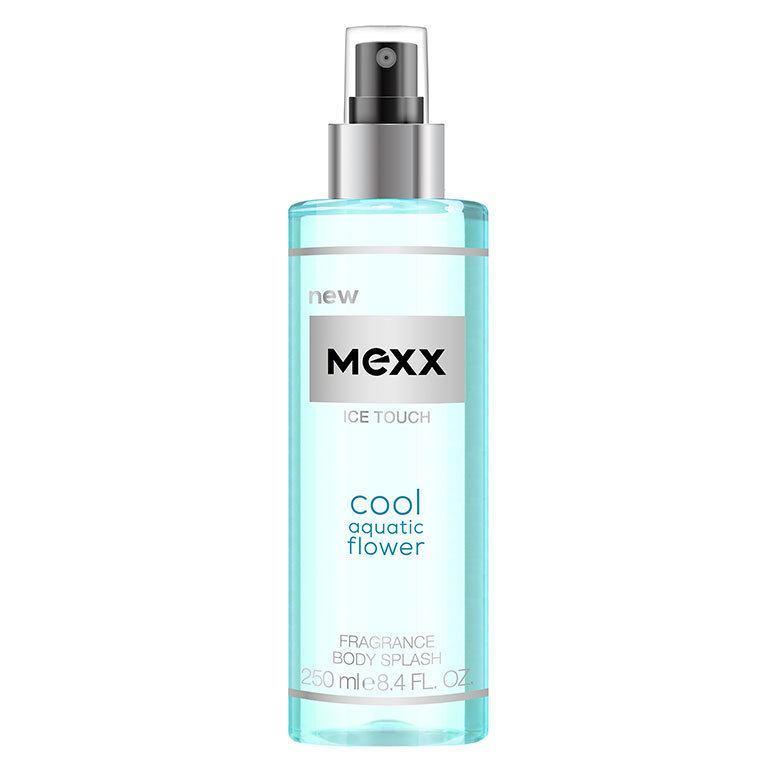 Mexx Ice Touch Woman Fragrance Body Splash 250ml