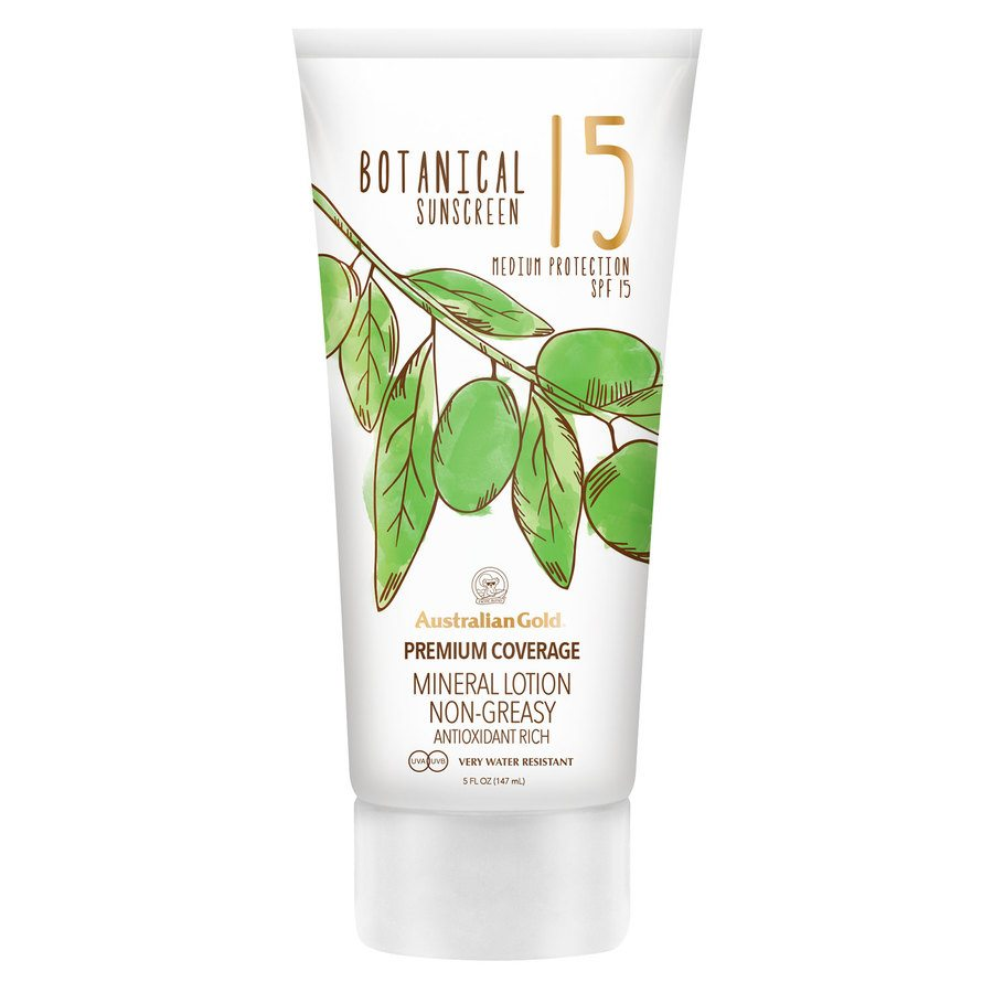 Australian Gold Botanical Sunscreen Lotion, SPF 15 147ml