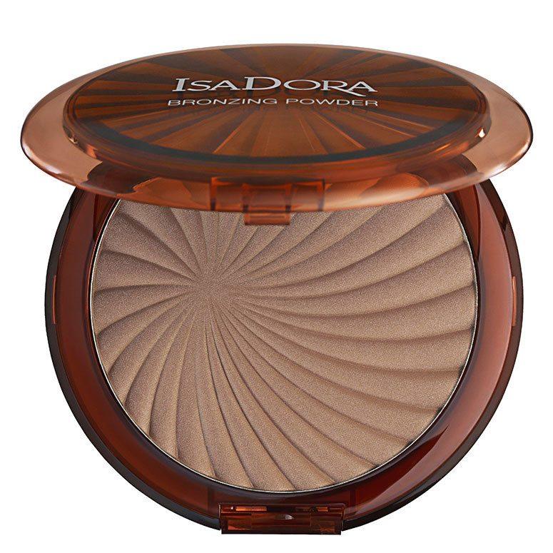 IsaDora Bronzing Powder, #07 Deep Tan 20 g