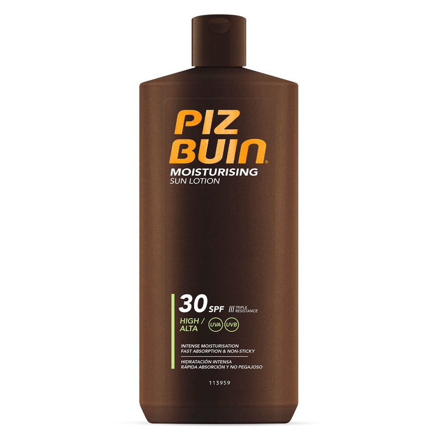 Piz Buin Moisturizing Sun Lotion SPF30 (400 ml)