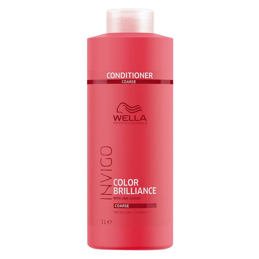 Wella Professionals Invigo Color Brilliance Conditioner Coarse (1l)