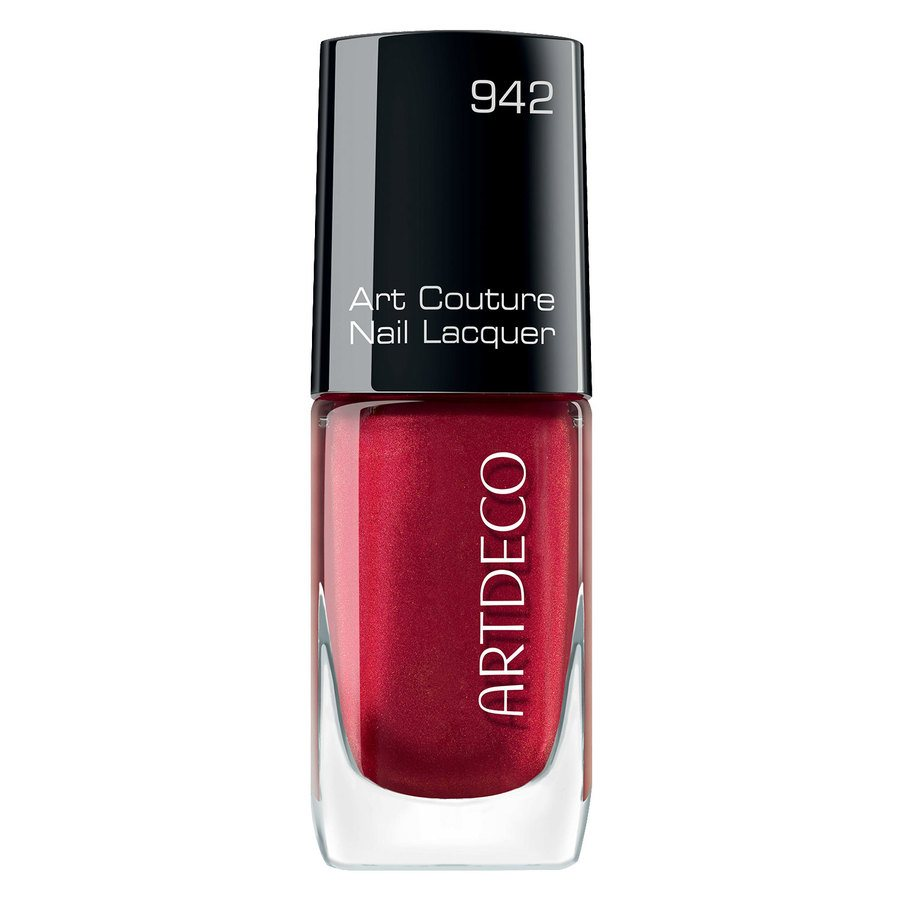 Artdeco Art Couture Nail Polish, 942 Venetian Red (10 ml)