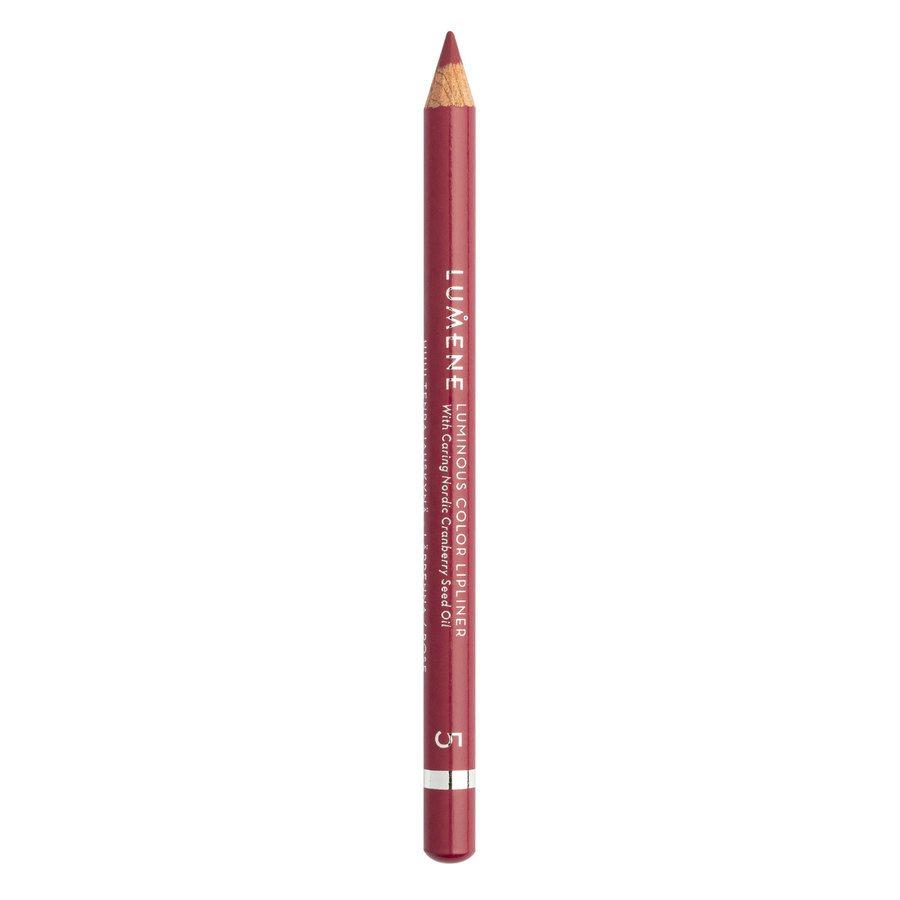 Lumene Luminous Color Lipliner, 5 Rose 1,1 g
