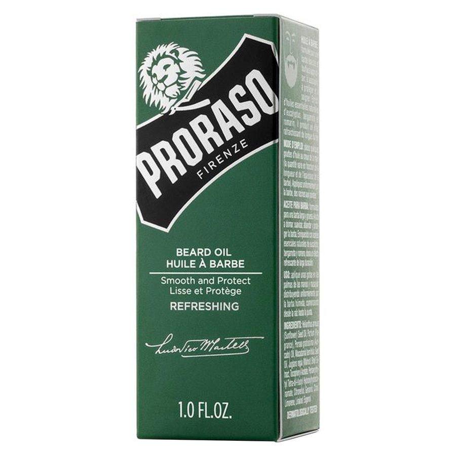Proraso Beard Oil Refreshing (30ml)