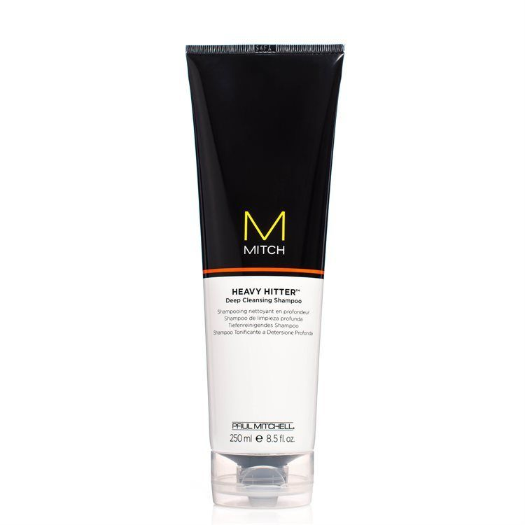 Paul Mitchell Mitch Heavy Hitter Deep Cleansing Shampoo (250 ml)